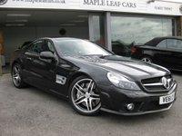 2011 MERCEDES-BENZ SL 6.2 SL63 AMG 2d AUTO 525 BHP £45995.00