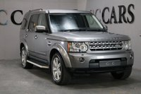 USED 2010 60 LAND ROVER DISCOVERY 3.0 4 TDV6 XS 5d AUTO 245 BHP FULL LEATHER 7 SEATS SAT NAV PERFECT FULL SERVICE HISTORY