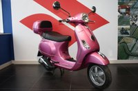 USED 2011 61 PIAGGIO VESPA LX 124cc PINK***£300.00 SAVING***