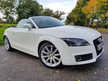 View our AUDI TT Roadster