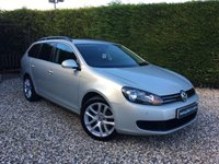 2010 VOLKSWAGEN GOLF 1.6 SE TDI BLUEMOTION 5d 103 BHP £4495.00