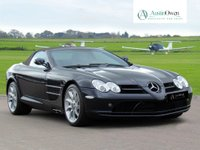USED 2008 57 MERCEDES-BENZ SLR 5.4 MCLAREN ROADSTER 2d AUTO 617 BHP