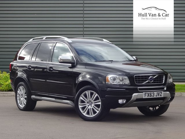 2013 63 VOLVO XC90 2.4 D5 EXECUTIVE AWD 5d AUTO 200 BHP
