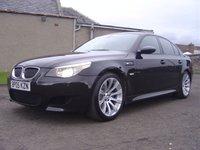 USED 2005 BMW 5 SERIES 5.0 M5 4d AUTO 501 BHP