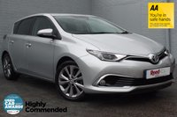 USED 2016 16 TOYOTA AURIS 1.6 D-4D EXCEL 5d 110 BHP 1 OWNER + FULL SERVICE HISTORY