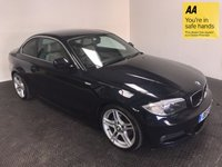 2013 BMW 1 SERIES 2.0 118D SPORT PLUS EDITION 2d AUTO 141 BHP £11500.00