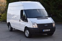 USED 2013 13 FORD TRANSIT 2.2 350 H/R 5d 124 BHP LWB RWD EURO 5 DIESEL PANEL MANUAL VAN EURO 5 LOVELY DRIVE MUST SEE