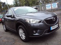 USED 2013 13 MAZDA CX-5 2.0 SE-L 5d 163BHP 1OWNER+FSH+7STAMPS+2KEYS+NICE+