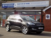 USED 2014 64 FORD KUGA 2.0 TDCi ZETEC 5dr * Appearance Pack *