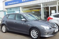 USED 2010 60 HYUNDAI I30 1.4 COMFORT 5d 108 BHP .....GENUINE 18000mls.ONLY.(Previously supplied by ourselves) AIR COND. CRUISE CONTROL. ALLOY WHEELS. LUXURY INTERIOR. BEAUTIFUL CONDITION THROUGHOUT.