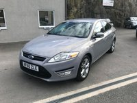 USED 2010 60 FORD MONDEO 2.0 ZETEC TDCI 5d 138 BHP FULL MAIN DEALER HISTORY ** IMMACULATE **