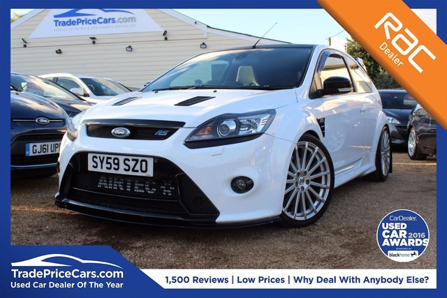 View our 2009 FORD FOCUS 2.5 RS 3d 300 BHP