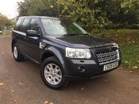 USED 2009 09 LAND ROVER FREELANDER 2.2 TD4 SE 5d AUTO 159 BHP PLEASE CALL TO VIEW