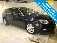 USED 2009 59 VAUXHALL INSIGNIA 2.0 ELITE NAV CDTI 5d 160 BHP Full leather upholstery,   Electric/Heated front seats,   Bluetooth,   Satellite Navigation,   Remotely operated tailgate,   Front and rear parking sensors