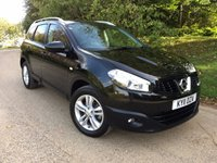 USED 2011 11 NISSAN QASHQAI+2 1.5 ACENTA PLUS 2 DCI 5d 110 BHP PLEASE CALL TO VIEW