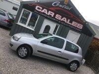2008 RENAULT CLIO 1.1 CAMPUS 8V 3d 58 BHP £1795.00