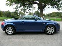 2005 AUDI TT 1.8 ROADSTER 2d 148 BHP £2995.00
