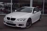 2013 BMW 3 SERIES 2.0 320D M SPORT 2d 181 BHP £13490.00