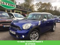 2014 MINI COUNTRYMAN 2.0 COOPER SD 5d 141 BHP £12489.00