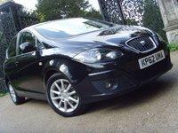 2012 SEAT ALTEA 1.6 SE ECOMOTIVE CR TDI 5d 103 BHP £5499.00