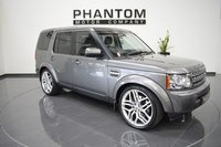 2010 LAND ROVER DISCOVERY 3.0 4 SDV6 GS 5d AUTO 245 BHP £15990.00