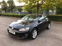 2015 VOLKSWAGEN GOLF 1.6 MATCH TDI BLUEMOTION TECHNOLOGY 5d 103 BHP £8891.00