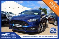USED 2015 15 FORD FOCUS 2.0 ST-2 TDCI 5d 183 BHP Bluetooth, Ford Warranty & more