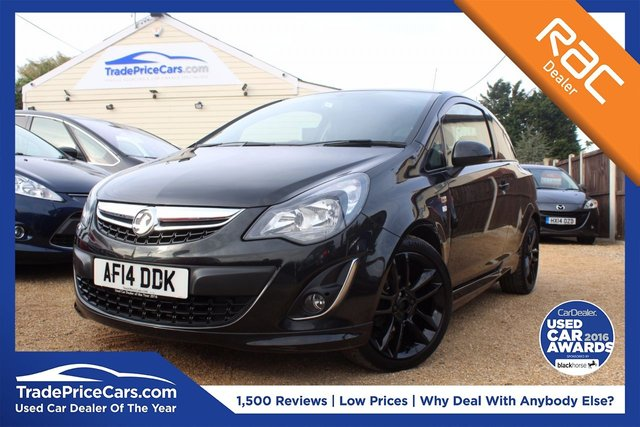 View our 2014 14 VAUXHALL CORSA 1.2 LIMITED EDITION CDTI ECOFLEX 3d 73 BHP