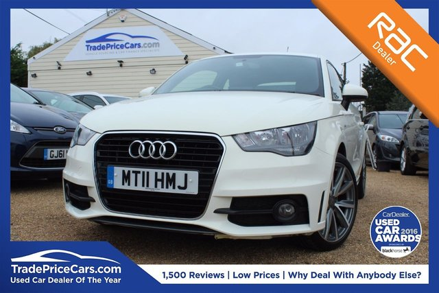 View our 2011 11 AUDI A1 1.6 TDI S LINE 3d 103 BHP