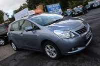 USED 2009 09 TOYOTA VERSO 1.6 TR VALVEMATIC 5d 130 BHP
