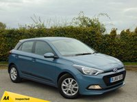 USED 2016 66 HYUNDAI I20 1.0 T-GDI SE 5d * 128 POINT AA INSPECTED * 12 MONTHS AA BREAKDOWN COVER * BLUETOOTH *