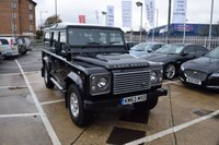 2013 LAND ROVER DEFENDER 2.2 TD XS STATION WAGON 1d 122 BHP £29995.00
