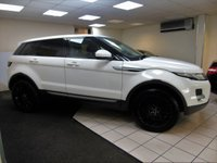 USED 2015 15 LAND ROVER RANGE ROVER EVOQUE 2.2 ED4 PURE 5d 150 BHP