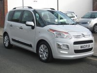 2013 CITROEN C3 PICASSO 1.6 PICASSO EXCLUSIVE HDI 5d 91 BHP £SOLD
