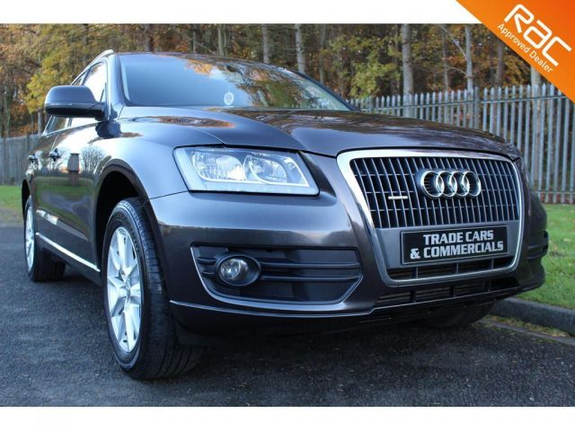 View our AUDI Q5