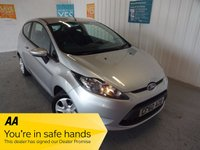 USED 2010 60 FORD FIESTA 1.2 STYLE PLUS 3d 81 BHP