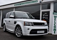 USED 2011 61 LAND ROVER RANGE ROVER SPORT 3.0 TDV6 STORMER EDITION 5d AUTO 245 BHP FINANCE FROM £347.98pm