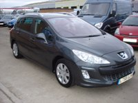 USED 2008 58 PEUGEOT 308 1.6 SW SE HDI 5d 110 BHP