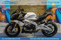 2015 APRILIA TUONO TUONO V4 APRC ABS  £8395.00