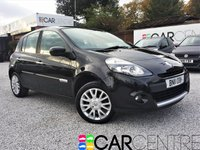 USED 2011 11 RENAULT CLIO 1.1 DYNAMIQUE TOMTOM 16V 5d 75 BHP 2 PREVIOUS OWNERS + SAT NAV