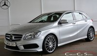 USED 2014 64 MERCEDES-BENZ A CLASS A180CDi BlueEFFICIENCY AMG SPORT 5 DOOR 6-SPEED 109 BHP Finance? No deposit required and decision in minutes.