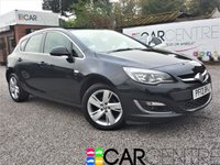 USED 2013 13 VAUXHALL ASTRA 1.4 SRI 5d 98 BHP 2 PREVIOUS OWNERS