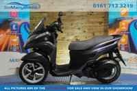 USED 2015 65 YAMAHA TRICITY MW125 TRICITY - 1 Owner - Low miles