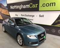 USED 2007 57 AUDI A5 TDI QUATTRO SPORT Finance Available