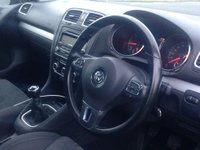 USED 2010 10 VOLKSWAGEN GOLF 2.0 TDI GT 5dr CAMBELT REPLACED + FSH + 140