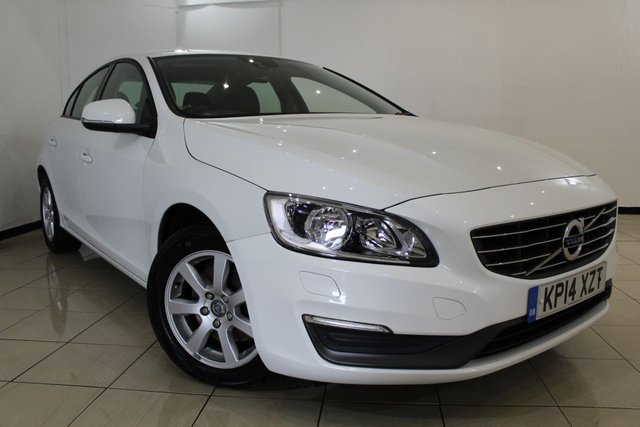 View our 2014 14 VOLVO S60 2.0 D4 BUSINESS EDITION 4DR 178 BHP