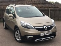 USED 2013 63 RENAULT SCENIC 1.5 XMOD DYNAMIQUE TOMTOM ENERGY DCI S/S 5d 110 BHP
