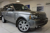 USED 2011 11 LAND ROVER RANGE ROVER 4.4 TDV8 VOGUE 5d 313 BHP FSH - Sunroof - Full Black Leather