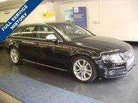 2009 AUDI A4 3.0 S4 AVANT QUATTRO 5d AUTO 329 BHP £16295.00