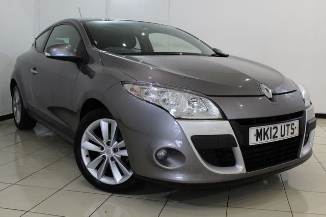 View our 2012 12 RENAULT MEGANE 1.9 I-MUSIC DCI 3DR 130 BHP